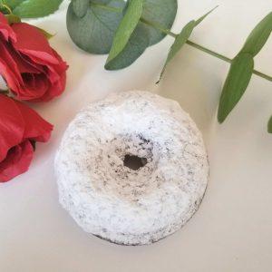 Powdered Chocolate Raspberry (seasonal)